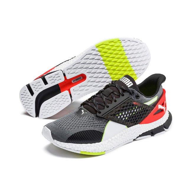 PUMA Hybrid Astro pánské boty, Barva: šedá, Materiál: mesh, syntetická vlákna, Sportovní boty HYBRID Astro jsou velmi pohodlné díky speciální pěně SoftFoam+, zaručují potřebnou oporu a jsou krásně prodyšné. jsou vhodné pro jakoukoli sportovní aktivitu. - Objednejte nyní online na Pumashop.cz.