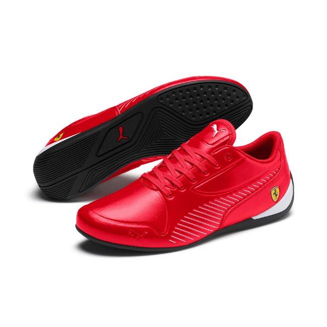 Ferrari SF Drift Cat 7S Ultra pánské boty, Barva: červená, Materiál: syntetická kůže, Boty Drift Cat 7 jsou tu zpátky v novém kabátě. Zaujmou nejen svým krásným vzhledem a stylem, ale i pohodlím, které nabízejí. - Objednejte nyní online na Pumashop.cz.