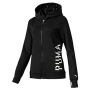 PUMA Logo Sweat Jacket dámská bunda