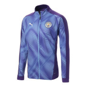 PUMA MCFC Stadium League Jacket W pánská bunda