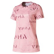 PUMA Last Lap Graphic Tee dámské tričko