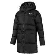 PUMA 450 Long Hooded Down Coat dámský zimní kabát