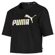 PUMA Essentials+ Cropped Tee dámské tričko