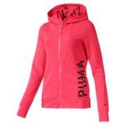 PUMA Logo Sweat Jacket dámská bunda