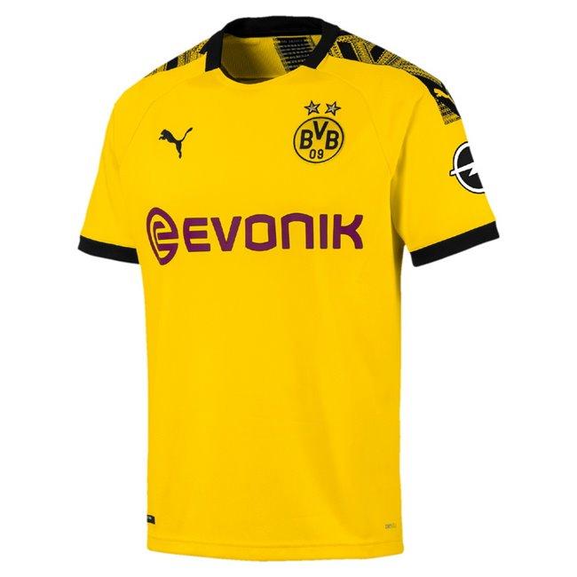 Borussia BVB Home Shirt Replica dres, Barva: žlutá, Materiál: polyester, 0 - Objednejte nyní online na Pumashop.cz.