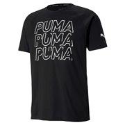 PUMA MODERN SPORTS Logo Tee pánské tričko