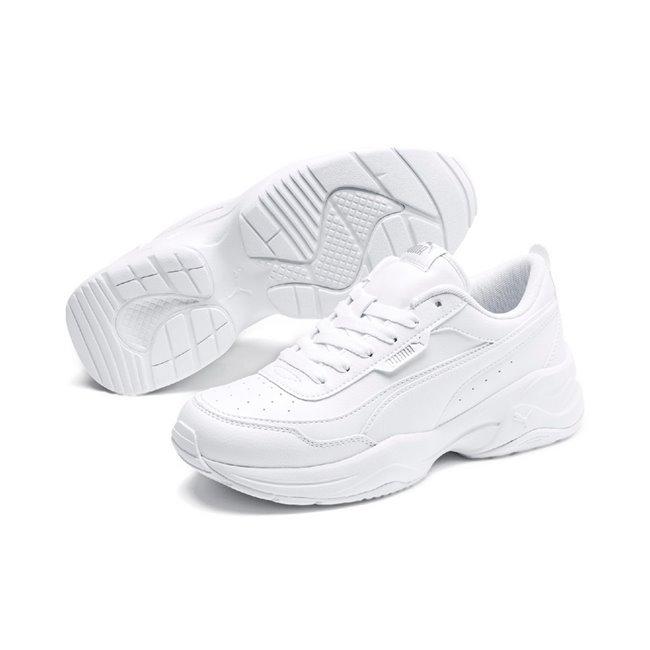 PUMA Cilia Mode dámské boty, Barva: bílá, Materiál: Svršek: mesh, syntetická kůže, Mezipodešev: EVA, Podešev: guma, Ostatní: Sportovní boty Cilia Mode vyrobeny z vysoce kvalitního materiálu, takže jejich dlouhá životnost je zaručena. Vnitřní stélka boty je vyrobena ze speciální SoftFoam+ pěny, která se stará o maximální pohodlí a oporu při nošení. Bota je vhodná ke každodennímu nošení. - Objednejte nyní online na Pumashop.cz.
