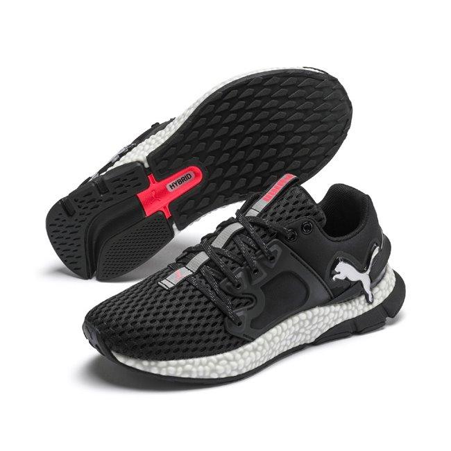 PUMA Hybrid Sky Wns dámské boty, Barva: černá, Materiál: Svršek: mesh, Mezipodešev: HYBRID pěna + IGNITE pěna, Podešev: guma, Ostatní: Sportovní boty Hybrid SKY jsou nejčerstvější novinkou mezi běžeckými botami. tyto boty kombinují technologii dvou speciálních pěn IGNITE a NRGY, díky nimž je zaručeno 100% pohodlí. Vhodné ke každodennímu sportování. - Objednejte nyní online na Pumashop.cz.