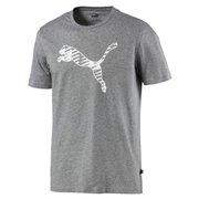 PUMA Cat Brand Logo Tee pánské tričko