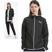 PUMA Essentials Solid Windbreaker dámská šusťáková bunda