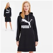 PUMA Classics T7 Hooded Dress šaty