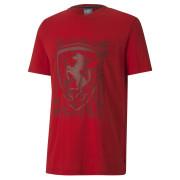 Ferrari Big Shield Tee+ pánské tričko
