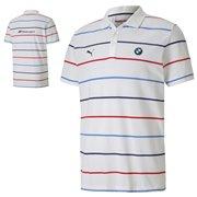 BMW MMS Striped Polo pánské tričko