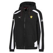 Ferrari SF Hooded Sweat Jacket pánská mikina s kapucí