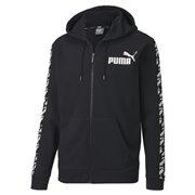 PUMA AMPLIFIED Hooded Jacket TR pánská mikina