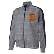 PUMA Recheck Pack Woven Jacket pánská bunda