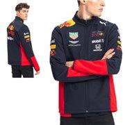 Aston Martin Red Bull Team Softshell pánská bunda