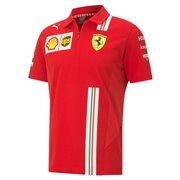 Ferrari SF Team Polo pánská polokošile