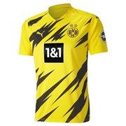 Borussia Dortmund HOME Shirt Replica SS pánské tričko