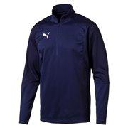 PUMA LIGA Training 1 4 Zip Top pánské tričko