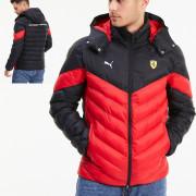 Ferrari Race MCS EcoLite Jkt pánská zimní bunda