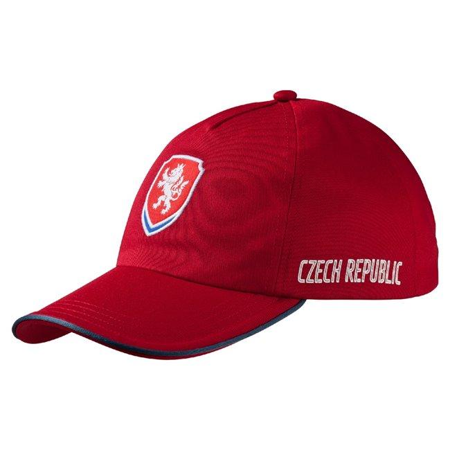 <p><em><strong>PUMA Česká reprezentace Cap pánská kšiltovka</strong></em>, Barva: červená</p> - Objednejte nyní online na Pumashop.cz.
