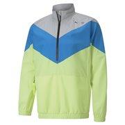 PUMA Train FM Xtreme Woven Jacket pánská bunda