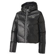 PUMA Classics Shine Down Jacket dámská zimní bunda