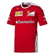 PUMA Ferrari SF Team Tee pánské tričko