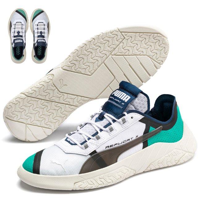 PUMA REPLICAT-X SD Tech boty, Barva: bílá, Materiál: Svršek: mesh, Mezipodešev: PU, Podešev: guma, Ostatní: Sportovní boty REPLICAT-X SD Tech si zamilujete! Jsou vyrobeny z vysoce kvalitního materiálu, takže jejich dlouhá životnost je zaručena. Vnitřní stélka boty je vyrobena ze speciální SoftFoam+ pěny, která se stará o maximální pohodlí a oporu při nošení. Bota je vhodná ke každodennímu nošení. - Objednejte nyní online na Pumashop.cz.