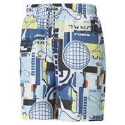 PUMA INTL AOP Shorts pánské šortky