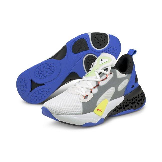 PUMA Xetic Halflife sportovní boty, Barva: bílá, Materiál: mesh, síťovina, guma, Sportovní boty vyrobeny z prvotřídního a odlehčeného materiálu Vám pomohou dosáhnout Vašich sportovních cílů! Díky naši speciální technologii Softride EVA,  která poskytuje extrémní odpružení a celodenní pohodlí, budete moci dosahovat perfektních výsledků. - Objednejte nyní online na Pumashop.cz.