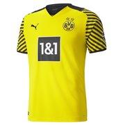 PUMA Borussia BVB HOME Shirt Replica pánské tričko
