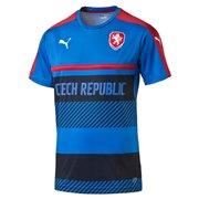 PUMA Česká reprezentace Training Jersey pánské tričko