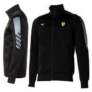 Ferrari Race T7 Track pánská bunda