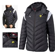 Ferrari Race RCT 37.5 T7 pánská zimní bunda