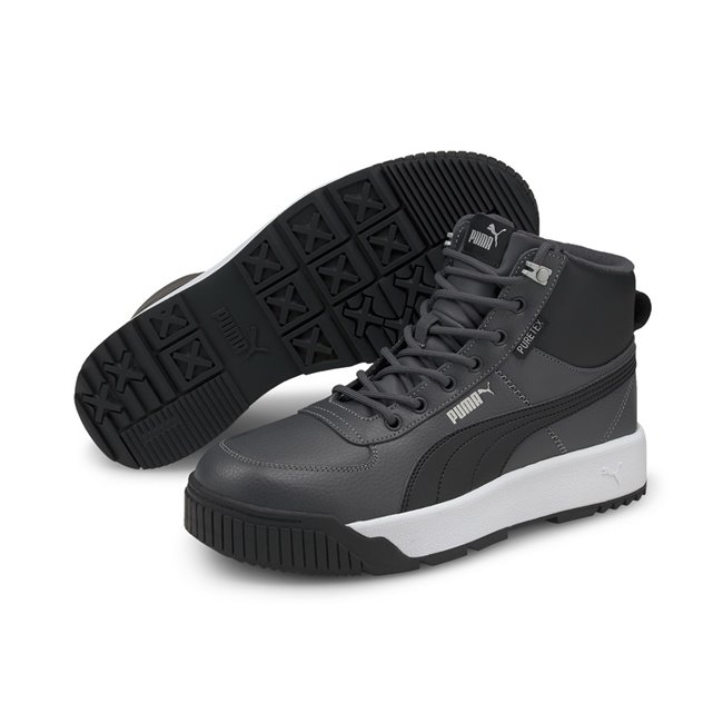 PUMA Tarrenz SB Puretex kotníkové boty, Barva: černá, Materiál: syntetická kůže, guma, Moderní boty vhodné pro každodenní nošení, velmi pohodlné a slušivé. - Objednejte nyní online na Pumashop.cz.