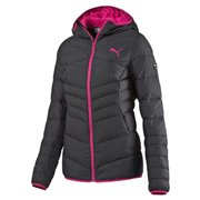 PUMA ACTIVE 600 Hd PackLITE Down Jacket W dámská zimní bunda s kapucí
