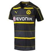 PUMA Borussia Away Replica Shirt with Sponsor Logo pánský dres