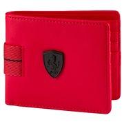 Ferrari LS Wallet M peněženka červená