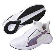 PUMA Rebel Mid Wns Swan dámské kotníkové boty